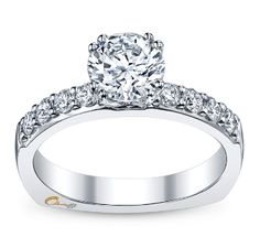 A.Jaffe Ring-  MY engagement ring :-) <3