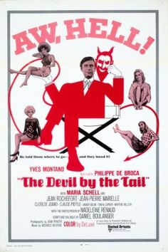 The Devil by the Tail (Le diable par la queue) - France/Italy (1969) Director: Philippe de Broca (With English Subtitles)
