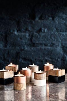 objets de décoration d'interieur minimalistes