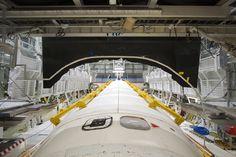 /by NASA #KSC #OPF #Atlantis #space #shuttle