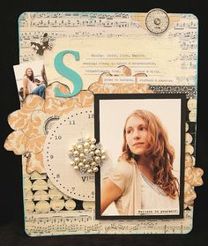 Teresa Collins Designs: Vintage Finds (yes more!) - what Julie is excited about...