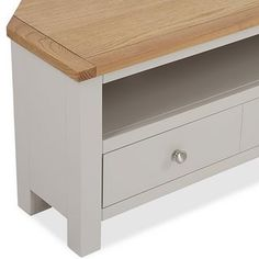 Bromley Grey Corner TV Stand - Dunelm Exclusive – Designed and Developed by DunelmThe Bromley range is ideal for adding a countr - Corner Tv Stand, Room, Living Room Collections, Large Drawers, Storage Spaces, Furniture Shop, Furniture Collection, Tv Stand, Living Room Grey