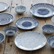 i know I own too many blue dishes. BUT I WANT MORE :)