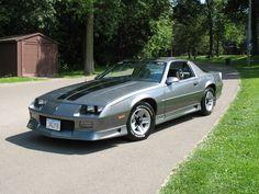 92 camaro rs 25th anniversary edition | 1992 Chevrolet ...