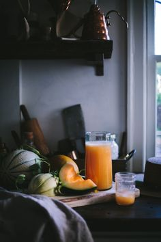 Melon Agua Fresca by Eva Kosmas Flores / Adventures in Cooking Fresco, Agua Fresca Recipe, Easy Family Meals, Family Recipes, Base Foods, Mexican Food Recipes, Fruit Recipes, Drink Recipes, Dinner Recipes