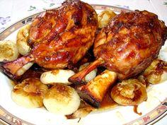 Knuckle of Pork Recipe