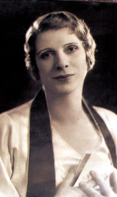 Aimee Semple McPherson- Charismatic theologian and founder of The International church of the Foursquare Gospel.