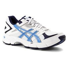 ASICS Womens Gel 190 TR Training Shoe WhitePeriwinkleMidnight Navy 9 M US *** You can get additional details at the image link.