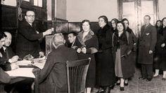 Búscame en el ciclo de la vida: El 19 de noviembre de 1933 amaneció con sufragio universal. http://buscameenelciclodelavida.blogspot.com.es/2014/11/el-19-de-noviembre-de-1933-amanecio-con.html