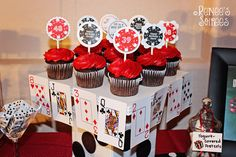GAME NIGHT Collection - for Birthday, Bachelor, Casino Night, Bunco, etc - Customized DIY Printable Coordinating Design Accessories via Etsy