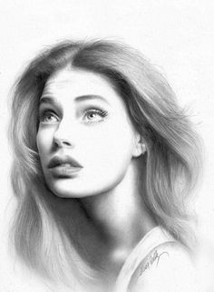 A fun image sharing community. Explore amazing art and photography and share your own visual inspiration! Tree Drawings Pencil, Realistic Pencil Drawings, Amazing Drawings, Pencil Art, Portrait Sketches, Pencil Portrait, Art Drawings Sketches, Portrait Art, Portraits