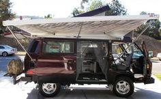 """1991 Volkswagen Volkswagen Full Camper Syncro Westfalia _""""Loaded"""" is an understatement there's even a BBQ grill on the back bumper!"""