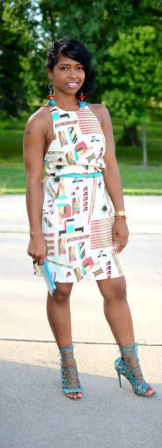 Summer Style Series: Elevate Your Summer Style (Look 1) by Sweenee Style