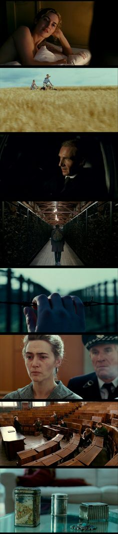 The Reader by Stephen Daldry.
