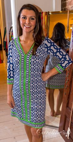 A lovely Gretchen Scott dress! Available at Caroline's Boutique in Aiken!