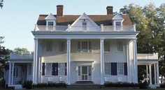 lovee. house from the notebook