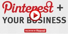 Pinterest Marketing For Niche Businesses Video #business, #marketing, #pinterest, #pinsland, https://apps.facebook.com/yangutu