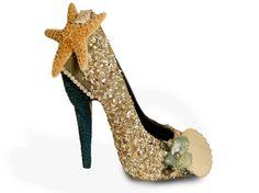 #shoes #mermaid #underthesea #ocean #seashells
