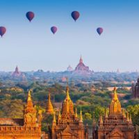 Life Hacks : The 50 Most Beautiful Places on the Planet Bagan, Myanmar. The 50 Most Beautiful Places on the Planet Tourist Places, Places To Travel, Places To Visit, Travel Destinations, Travel Stuff, Winter Travel, Summer Travel, Myanmar Travel, Family Holiday Destinations