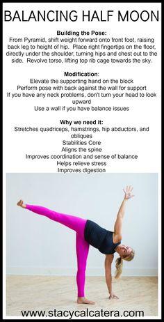 #stacycalcatera #yoga #balancinghalfmoon