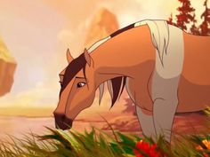 She found him next morning unconscious. He was a sight for sore eyes. Rain Animation, Horse Animation, Spirit The Horse, Spirit And Rain, Horse Movies, Horse Books, Beach Wallpaper, Cute Disney Wallpaper, Horse Drawings