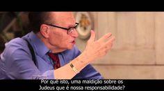 Larry King Entrevista Dr  Michael Laitman [Entrevista Completa]