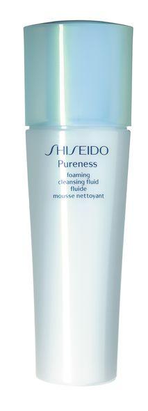 #Shiseido Pureness Foaming Cleansing Fluid