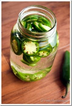 Jalapeno Infused Tequila | The Marvelous Misadventures of a Foodie