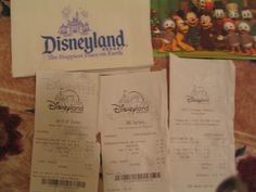Keep the receipt for any souvenir you buy your kids. | 35 Insider Hacks For Taking Your Kids To Disneyland