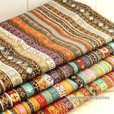 Cheap Fabric, Buy Quality Home & Garden Directly from China 4 Assorted Pre Cut Cotton Linen Quilt Fabric Fat Quarters