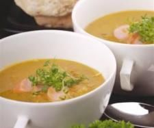 Zupa z soczewicy z kiełbaskami   Przepisownia