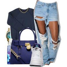"""""""- you know you care!"""" by dopefashion001 on Polyvore"""