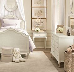Adele Bed | Beds & Bunk Beds | Restoration Hardware Baby & Child