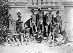 3.1.2. The Great Famine of 1876–78 : http://www.sify.com/news/5-5-million-dead-the-great-madras-famine-of-1876-imagegallery-0-features-pgymp9fbgehhd.html  https://en.wikipedia.org/wiki/Great_Famine_of_1876%E2%80%9378