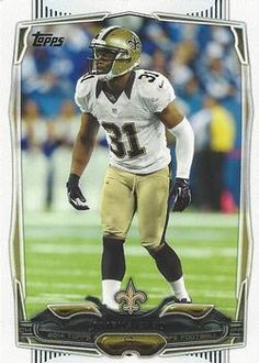 Jairus Keelon Byrd (born October 7, 1986) is a free safety for the New Orleans Saints. He has been with the Saints since 2014.
