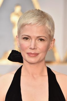 Michelle Williams at the 2017 Oscars.