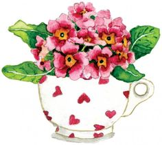 ♥  Susan Branch's watercolors