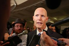 TALLAHASSEE, Fla. (AP) -- Florida Gov. Rick Scott is leaving Thursday for a week-long trade mission to Israel. Scott becomes the third governor in a row to visit the nation during his first year in office. While the trip is about improving economic ties, the visit is also good politics since Florida has the third largest Jewish population in the United States. More here.