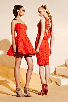 Zuhair Murad Resort 2015 Fashion Show Collection: See the complete Zuhair Murad Resort 2015 collection. Look 8 Vestidos Fashion, Dress Vestidos, Mini Vestidos, Fashion Dresses, Zuhair Murad, Couture Fashion, Runway Fashion, Fashion Beauty, Kids Fashion Show