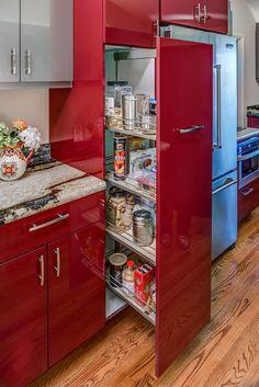 Contemporary Kitchen Cabinets   San Francisco   Gilmans