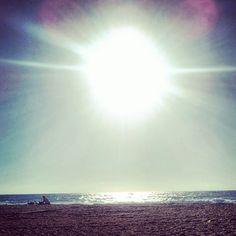 Dear beach,   I miss you. Until we meet again...  Signed, me
