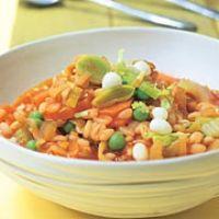 Gemüseeintopf mit Perlen