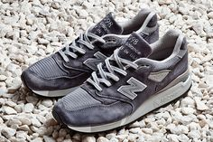 New Balance 998 Grey - Made in USA