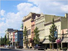 I grew up here in Danville, KY - a great hometown!