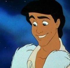 day 5 - Favourite Prince  1- Prince eric 2- Aladdin 3- flynn