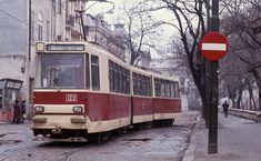 Piața Sfântul Gheorghe (Piața 1848) Capital Of Romania, Train Light, Bucharest Romania, Bad Life, Light Rail, Busses, Socialism, Public Transport, Old Pictures