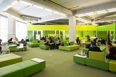 Gallery - Ryerson University Student Learning Centre / Zeidler Partnership Architects + Snøhetta - 10