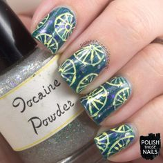 Hey, Darling! Again // Polish Those Nails // Twinsie Tuesday - Forgotten Favorite // Inspired by The Crafting Chicks // indie polish - lucky 13 lacquer - lynbdesigns