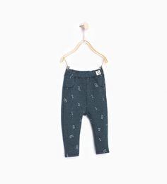 ZARA - KIDS - Notes leggings