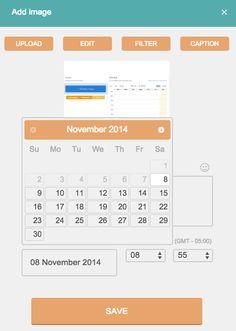 4 Instagram Tools for Scheduling Instagram Updates: ScheduGram; Latergramme; Instapult; Takeoff; Details.